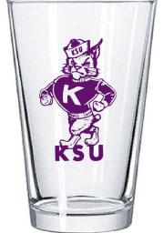 K-State Wildcats Sailor Cat 16oz Pint Glass