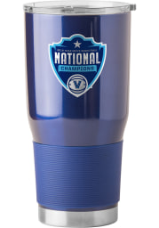 Villanova Wildcats 2018 National Champions 30oz Ultra Stainless Steel Tumbler - Blue