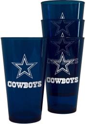 Dallas Cowboys 16oz Plastic Plastic Drinkware