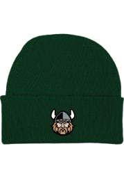 Cleveland State Vikings Green Cuffed Newborn Knit Hat