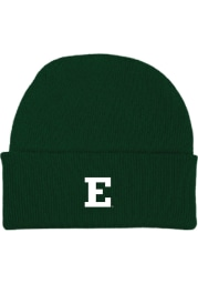 Eastern Michigan Eagles Green Cuffed Newborn Knit Hat