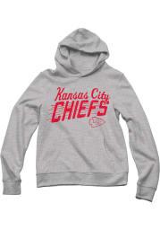Junk Food Clothing Kansas City Chiefs Mens Grey Classic Fashion Hood