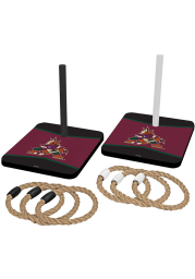 Arizona Coyotes Quoit Ring Toss Tailgate Game