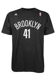 Tyshawn Taylor Black Name And Number Short Sleeve Player T Shirt