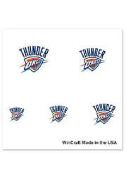 Oklahoma City Thunder Fingernail Tattoos Tattoo