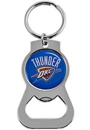 Oklahoma City Thunder Bottle Opener Keychain