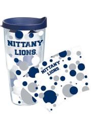 Penn State Nittany Lions 24oz Polka Dot Tumbler