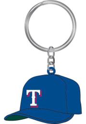 Texas Rangers Hat Keychain