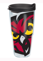 Temple Owls 24oz Colossal Wrap Tumbler