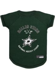 Dallas Stars Team Logo Pet T-Shirt