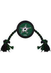 Dallas Stars Hockey Puck Pet Toy