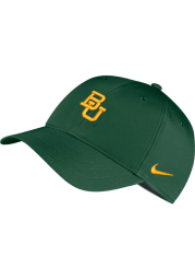 Nike Baylor Bears Dri-Fit L91 Adjustable Hat - Green