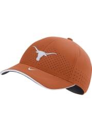 Nike Texas Longhorns Sideline Aero L91 Adjustable Hat - Burnt Orange