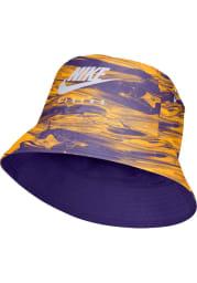 Nike LSU Tigers Purple Spring Break Mens Bucket Hat