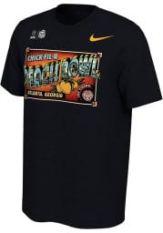 Nike LSU Tigers Black 2019 College Football Playoff Bound Short Sleeve T Shirt