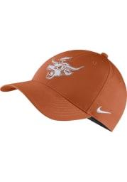 Nike Texas Longhorns Dri-Fit L91 Adjustable Hat - Burnt Orange