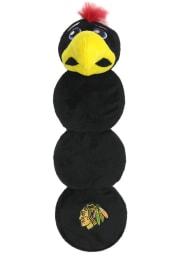 Chicago Blackhawks Mascot Plush Pet Toy