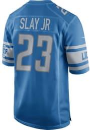 Darius Slay Nike Detroit Lions Blue Home Game Football Jersey