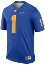 Nike Pitt Panthers Blue Legend Football Jersey