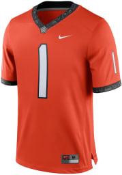 Nike Oklahoma State Cowboys Orange Game Alternate Football Jersey