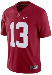 Tua Tagovailoa Nike Alabama Crimson Tide Crimson Game Home Football Jersey