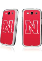 Nebraska Cornhuskers Galaxy S3 Phone Cover