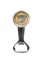 Oklahoma City Thunder Court Magnetic Bottle Opener