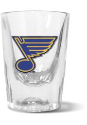 St Louis Blues 2oz Emblem Shot Glass