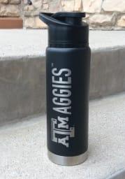 Texas A&M Aggies Black 20oz Hydration Stainless Steel Tumbler - Black