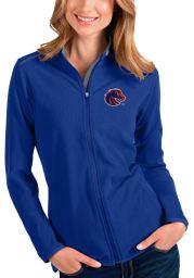 Antigua Boise State Broncos Womens Blue Glacier Light Weight Jacket