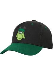Dallas Stars Black Yth Mascot Structured Youth Adjustable Hat