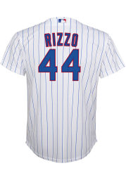 Anthony Rizzo Nike Chicago Cubs Youth White 2020 Home Jersey
