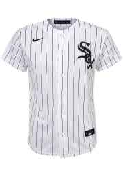 Nike Chicago White Sox Youth White 2020 Home Jersey