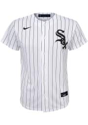 Nike White Sox Boys White 2020 Home Baseball Jersey