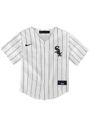 Chicago White Sox Toddler Nike Replica Jersey - White
