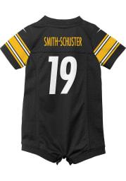 JuJu Smith-Schuster Pittsburgh Steelers Baby Black Nike 2020 Home Football Jersey
