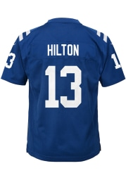 T.Y. Hilton Indianapolis Colts Youth Blue Nike Game Football Jersey