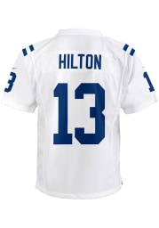 T.Y. Hilton Indianapolis Colts Youth White Nike Game Football Jersey