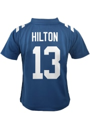 T.Y. Hilton Indianapolis Colts Toddler Blue Nike Game Football Jersey