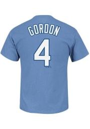 Alex Gordon Kansas City Royals Boys Blue Boys 4-7 Gordon Alternate Short Sleeve T-Shirt
