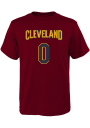 Kevin Love Cleveland Cavaliers Youth Maroon Player Player Tee