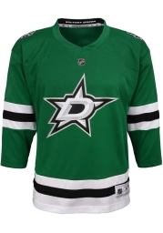 Dallas Stars Youth Green Replica Hockey Jersey