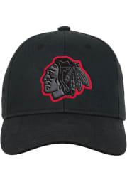 Chicago Blackhawks Red Color Pop Youth Adjustable Hat