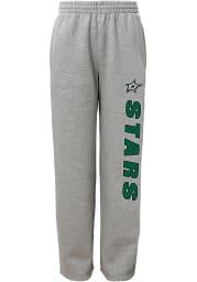 Dallas Stars Youth Grey Post Game Sweatpants