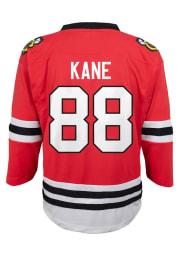Patrick Kane Chicago Blackhawks Youth Replica Hockey Jersey - Red