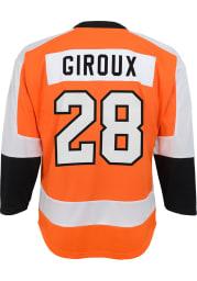 Claude Giroux Philadelphia Flyers Toddler Orange Replica Jersey Hockey Jersey