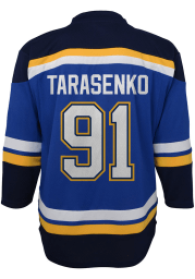 Vladimir Tarasenko St Louis Blues Baby Blue Replica Jersey Hockey Jersey