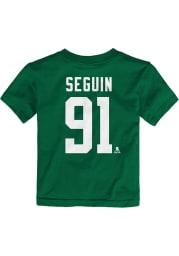 Tyler Seguin Dallas Stars Toddler Green Player Short Sleeve Player T Shirt