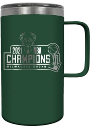 Milwaukee Bucks 18oz Hustle Stainless Steel Tumbler - Green