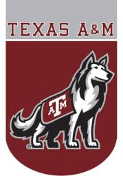 Texas A&M Aggies 28x40 Applique Sleeve Banner